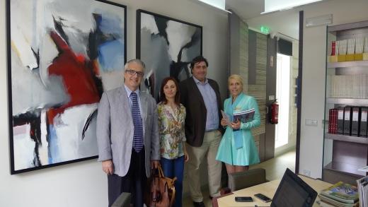 Pierre Fabre's Visit (2012)