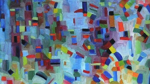 1ª. Exposição da Galeria de Arte (2012)<br>Fernando Hilário