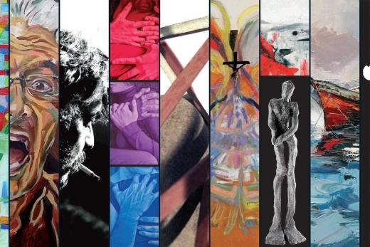 10th Art Gallery Exhibition (2015)<br>Collective Exhibition