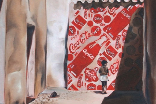 12ª. Exposição da Galeria de Arte (2016)<br>Sara da Mata